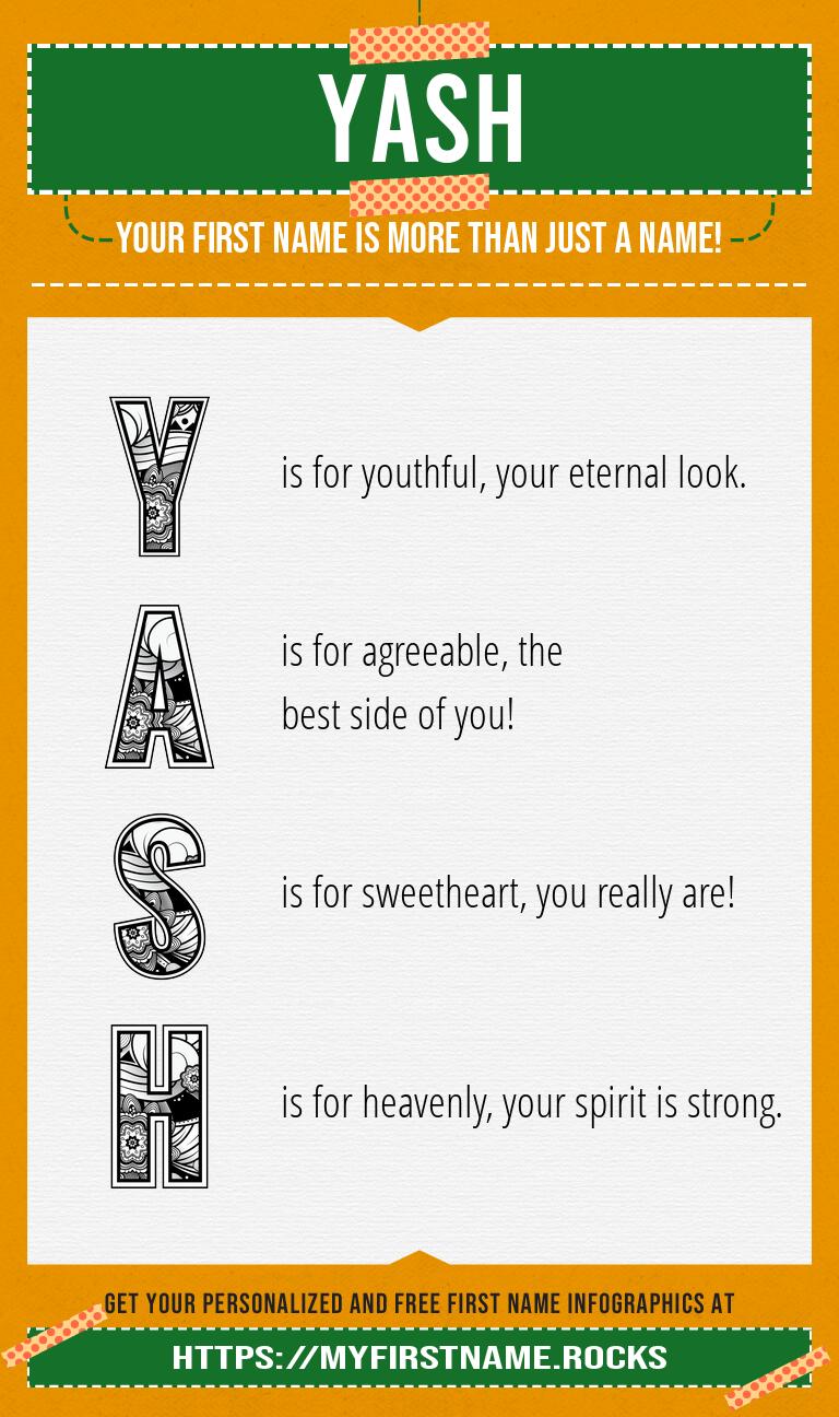 Yash Infographics