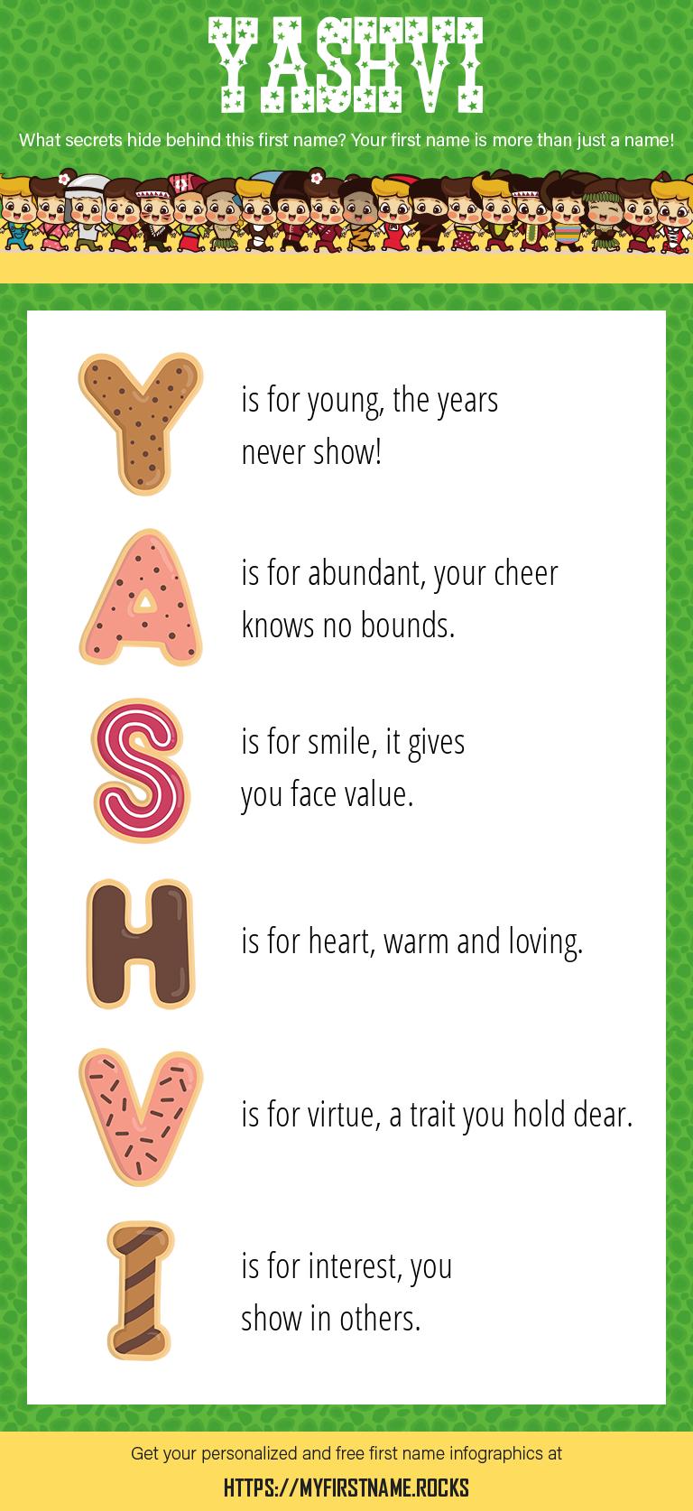 Yashvi Infographics