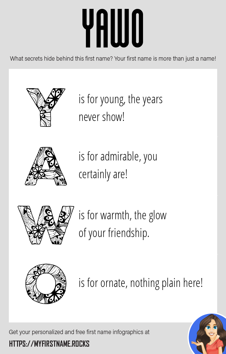 Yawo Infographics