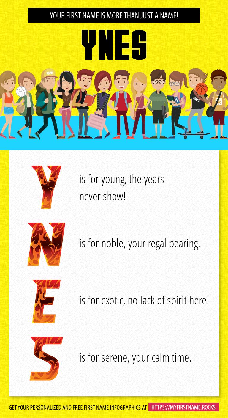 Ynes Infographics