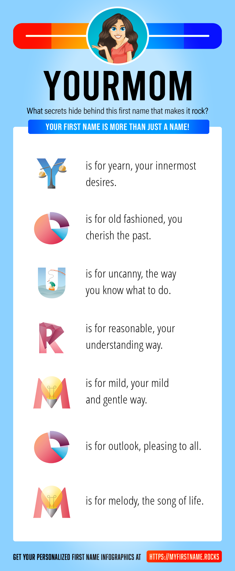 Yourmom Infographics
