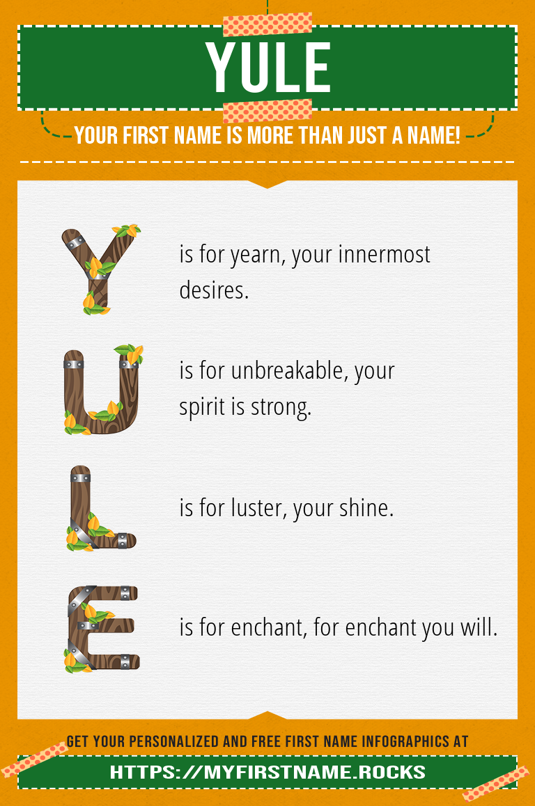 Yule Infographics