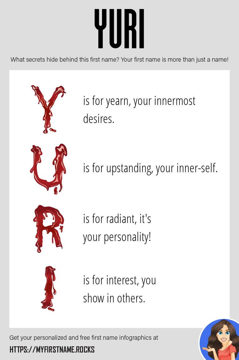 Yuri Infographics